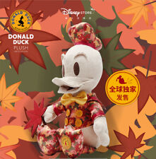 Donald Duck 85 years Memories Plush toy october month Disney Store Limited