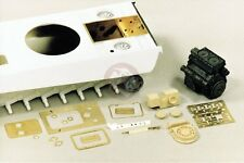 Verlinden 1/35 Panther Ausf.G / Jagdpanther Engine and Compartment Set WWII 397