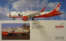 Herpa Wings 1:200 Airbus A320 airberlin d-abnm Flying Home CHRISTMAS 16 558150