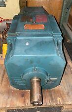 Reliance 15 Hp Dc Reliance Electric Motor 17501950 Rpm B2111atcz 500 V