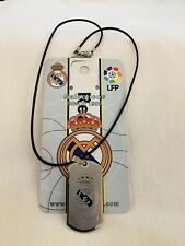 REAL MADRID FC Necklace Stainless Steel Logo Excellent Design Brand New