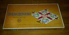 VTG NICE SHAPE 1964 PARCHESSI BOARD GAME GOLD EDITION!