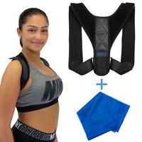 oSellix Haltungskorrektur Rücken Geradehalter Schultergurt Schulter Rückenhalter