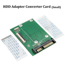 "1.8"" 40pin ZIF(CE) SSD HDD Hard Disk Drive To 7+15 22 Pin SATA Adapter Converter"