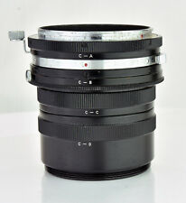 Bronica C-A C-B C-C C-D Set Close Up Ring Extension Tube Ring for S S2 S2A EC TL