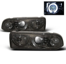 1998-2004 CHEVY BLAZER S10 LS LT ZR2 ZR5 SMOKE HALO PROJECTOR HEADLIGHT LAMP KIT