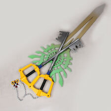 Exclusive Kingdom Hearts: Birth By Sleep the Completed X-Blade PVC Cosplay Prop