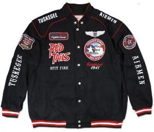 Tuskegee Airmen Twill Jacket