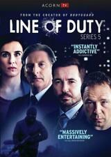 Line of Duty: Series 5 Season 5 (DVD, 2019, 2-Disc-Set) 1st Class Shipping NEW