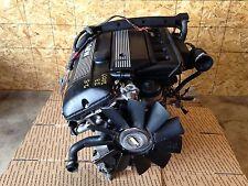BMW OEM E36 Z3 2.5l 6 CYL CYLINDER ENGINE MOTOR SHORT BLOCK MANUAL M52