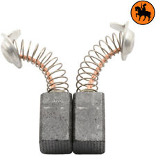 NEW Carbon Brushes HITACHI WR 16SA screwdriver - 6.5x7.5x13mm