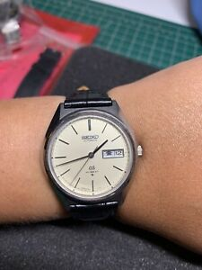 Vintage Grand Seiko GS56 5646-7010 Men Watch Automatic, Serviced 2020.