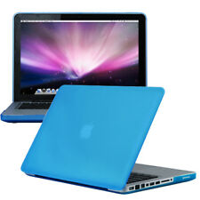"""Hard Shell Case Cover Skin for MacBook Pro with Retina 15.4"""" A1398 Light Blue"""