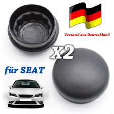 2x Abdeckkappen für Wischerarme vorne für Seat Leon Ibiza Alhambra 1J0955205A