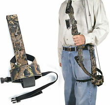 NEW ALLEN COMPOUND BOW HOLSTERS, ARCHERY BELT HOLDER,  CAMO HOLSTER  #2403