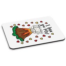 Je lave vous lots PC Ordinateur Souris Tapis Pad-Drôle Amour Saint Valentin Petite Amie