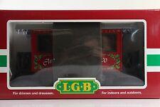LGB 36075 Christmas Passenger Car #2000 1999 - New NiB