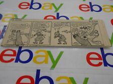 The Oregonian-1966- Comic Strips- Clipped- Li'l Abner- Lot of 30