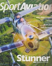 EAA Sport Aviation (May 2017) (AirCam, FBOs, Ryan ST, Sonex B, Fran Christensen)