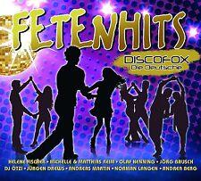 FETENHITS DISCOFOX-DIE DEUTSCHE 3 CD NEU
