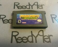 Mario Party Advance Nintendo GameBoy Advance game GBA SP DS Lite Micro Brothers