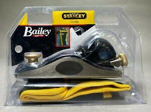 Stanley 'Bailey' Planer