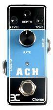 ENO ACH-10 Chorus Akustik Gitarre Effekt Pedal Stompbox Bodeneffektgerät Metall