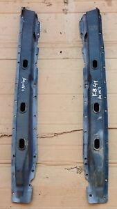 ISUZU KB26 KB41 UTE 1983 87 PAIR UPPER FRONT CROSSBEAMS INNER`S FENDER PANEL R L