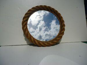 Ancien miroir Design Audoux Minet