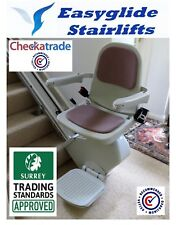 * Slim Acorn Reconditioned Straight Stairlift includes fitting for only £699 *