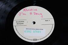 Kristine Sparkle - German LP Test Pressing / I'm A Song - 062 MFP 97 601