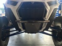 2014+ Polaris RZR XP 1000 Prerunner Style Front Bumper - Black