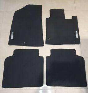 Hyundai LF Sonata GENUINE Carpet Floor Mat 4 Pieces Suit 2014 onwards