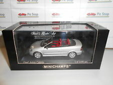 MIN430049130 by MINICHAMPS OPEL ASTRA G CABRIOLET SILVER 2000 1:43