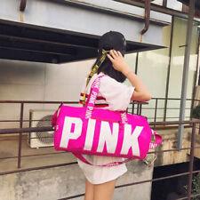Women Travel Hand Handbag Sports Shoulder Bag Weekend Duffel Pack
