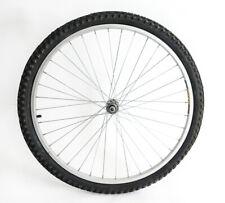 "26"" Front Weinmann TM19 Mountain Bike Wheel + Tire 3/8"" Axle NEW"