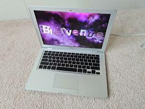 Apple A1237 MacBook Air 13 Early 2008 Intel Core 2 Duo 1.60GHz 2GB RAM 80GB