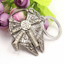 Newest Star Wars Millennium Falcon Metal Bottle Opener & Key Chain For Collector