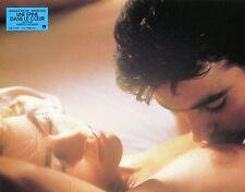 SEXY SOPHIE DUEZ ANTHONY DELON  UNE EPINE DANS LE CŒUR 1986 LOBBY CARD N°4