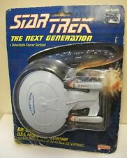 #1855 NRFC Galoob Star Trek Next Generation Die Cast USS Enterprise Starship