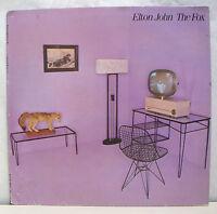 "33 tours ELTON JOHN Disque Vinyl LP 12"" THE FOX - ROCKET RECORD COMPANY 6302106"