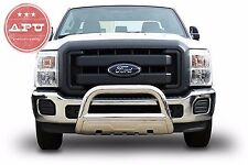 "APU 2004-2017 Ford F150 3.5"" Oval Bull Bar Bumper Guard Stainless"