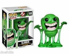 Ghostbusters Slimer Pop! Funko movies Vinyl Figure n° 108