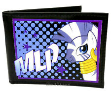 My Little Pony Zecora Zebra Brony Bi-fold Bifold Billfold Mens Wallet Licensed