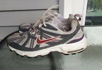 Nike Air ACG Alvord Series 5 White and Gray Trail Running Shoes Women's Size 10.