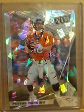 Peyton Manning 2018 National VIP GOLD PACK CRACKED ICE card #'d 16/50 Broncos