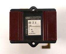MBS ASK 31.4 100 Stromwandler Aufsteckstromwandler 5A 3,75VA Kl1 M5