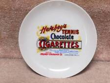 "Hershey Chocolate Cigarettes Collectors 8"" Plate ~1980 Tennis"