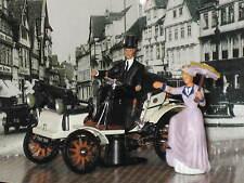 Opel Lutzmann 1899 weiß mit 2 Figuren 1:43 Vitesse neu & OVP