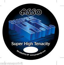 MONOFILAMENTO SÚPER HT 0,28 MM ASSO 600 MT HILO PESC AMOR CARRETE SURF CASTING